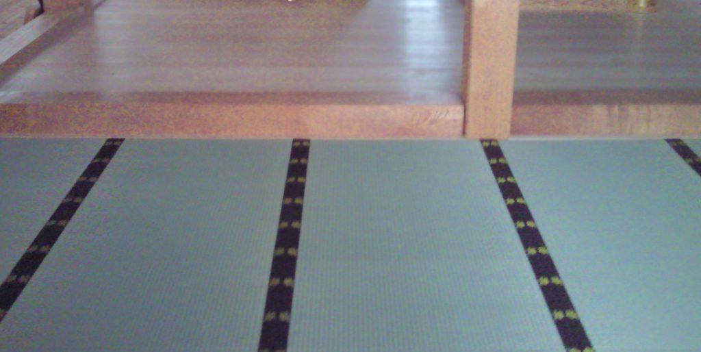 美しい畳の縁仕事